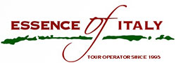 logo essence of italy